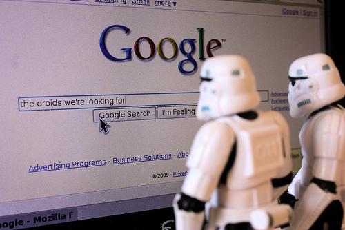 I droidi che stiamo cercando